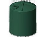 8,000 Gallon Rotoplas Rainwater Harvesting Water Storage Tank