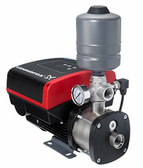 Grundfos CMBE 1 Booster Pump System (0 to 15 GPM @ Adjustable 10 to 155 PSI)
