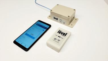 Wireless PTLevel Gauge