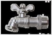 3/4″ Stainless Steel Hose Bibb – (Faucet Spigot Tap)