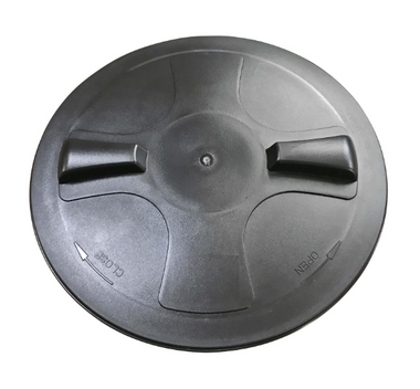 """16"""" Threaded Non-Vented Lid for Storage Tank"""