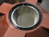 "16"" Stainless Steel Filter Basket w/ Lifting Handle"