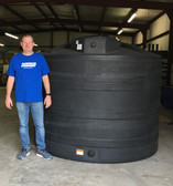 1600 Gallon Black (32547)