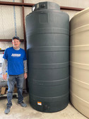 750 Gallon Water Storage Tank