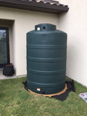 1000 Gallon Water Storage Tank *Green (32525)