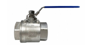 "2"" Stainless Steel Ball Valve (2-SS-BV200)"