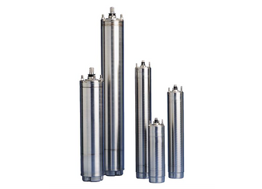 "Grundfos MS4000, 96405805 7.5HP 230V 4"" Submersible MS Motor Three Phase, 1500 lb Max Thrust (96405805)"