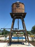 470 Gallon Tiny Timber Water Tank (tT-4X5)