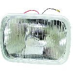 Headlamp Square Semi Sealed H4 (RG2501)