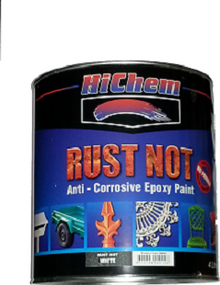 Motospray Rust Not Black 4ltr (MSRN-4L)