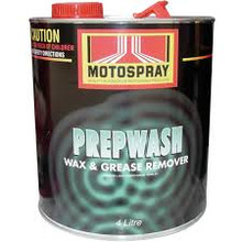 Motospray Prepwash 4ltr (MSPW-4L)