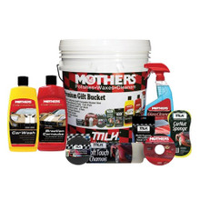 Mothers Car Care Gift Bucket (65AB14)
