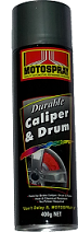 Motospray Caliper & Drum Paint Casy Alloy 400g (MSCD-400G)
