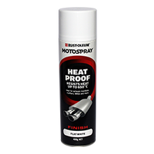 RED Heat Proof Paint