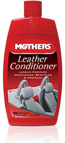 Mothers Leather Conditioner 355ml (06312)