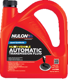 Nulon Multi vehicle ATF 4Ltr (NATF-4L)