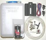 Windscreen Washer Pump and tank