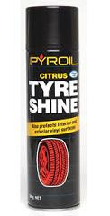 Pyroil Tyre Spray 300g (7115)