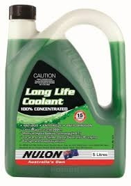 Nulon Long Life Coolant Green 5ltr (NCG-5L)