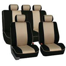 Custom made Seat Covers can be ordered for your vehicle.