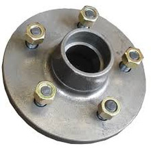 Trailer Hub Assy Early Holden type (HT150D)