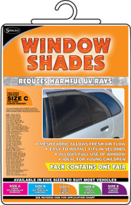 Window Shade Large Curved (SOX-C)