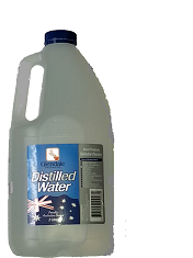 Distilled Water 2ltr (DW-2L)