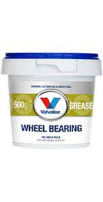 Valvoline Wheel Bearing Grease 500g ((VG-500G)