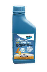Bendix Brake Fluid Dot 4 500ml (BF4-500ML)