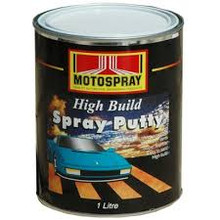 Motospray Spray Putty 1ltr (MSSP-1L)