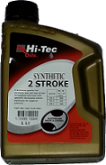 Hi-Tec 2 Stroke 1ltr Synthetic Bike Oil (HT2SYN-1L)