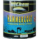 Motospray Hammercoat Blue 4ltr (MSHB-4L)