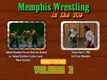 memphis wrestling in the 70s volume 3