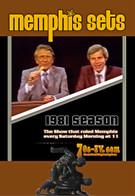 memphis wrestling season sets 1981