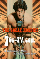 The Great Houdini Paul Michael Glaser 1976 DVD