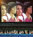 donny and marie edits