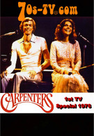 Carpenters very first TV Special 1976