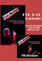 Linda Ronstadt live in 1980 dvd and cd