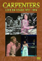 carpenters live on stage 1972-1974