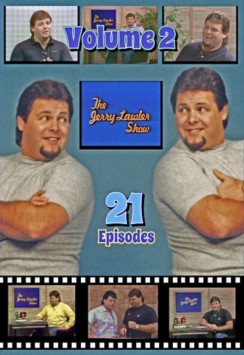 Jerry Lawler Show on Dvd