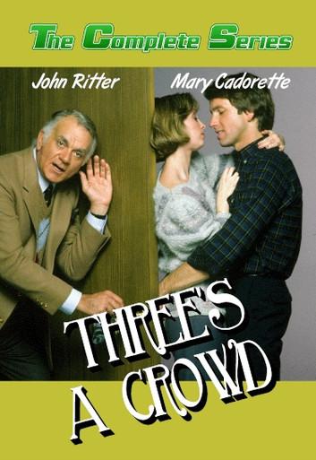 threes a crowd dvd series