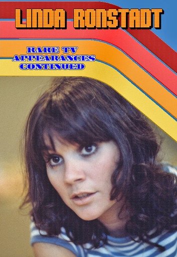 Linda Ronstadt Rare TV Appearances Dvd