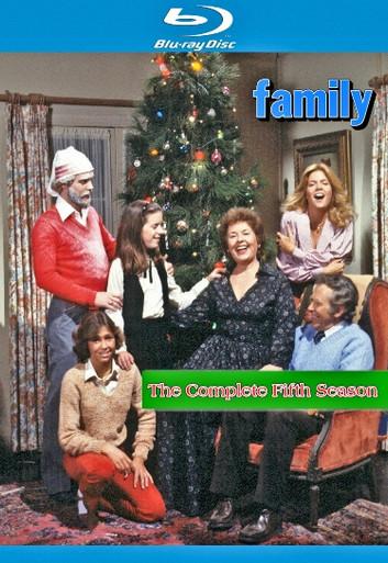 family season 5 bluray