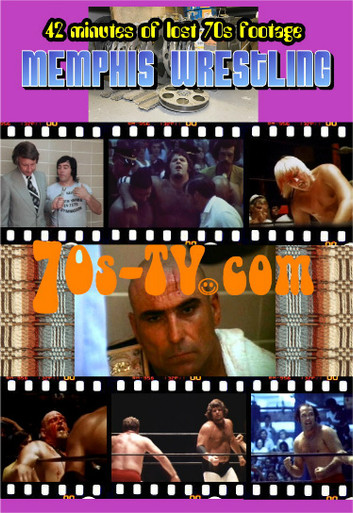 Memphis Wrestling vault: 42 Minutes of lost 70s Footage