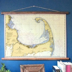 Find Nautical Chart Decor Online