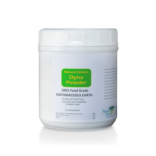Dyna Powder - Diatomaceous Earth - 1 Pound
