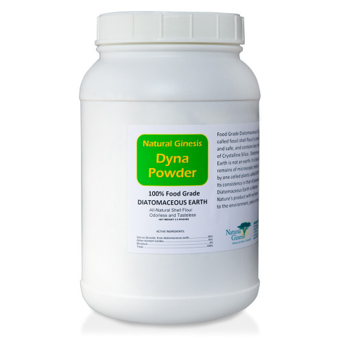 Dyna Powder - Diatomaceous Earth - 2.5 Pound