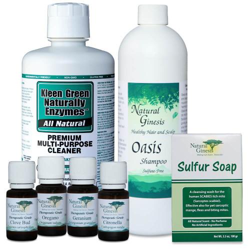 Toxic Disease Starter Kit