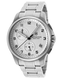 Victorinox Swiss Army Men's Classic Officer's Watch 241554