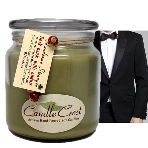 This unique aroma is rich, woody, musky and is infused with amber. Loved by men and women. Smells like Yankee's Mid Summer's Night